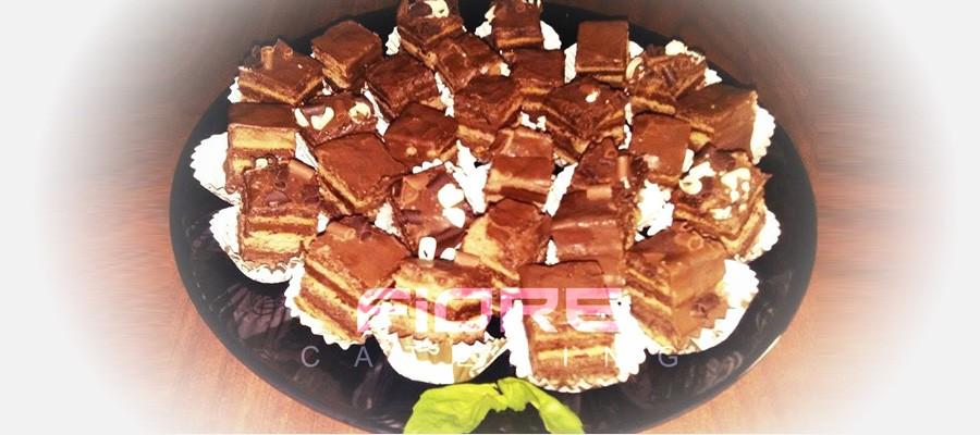 Мини шоколадови тортички